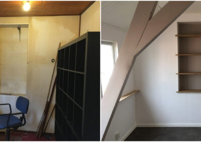 kamer opknappen klusbedrijf